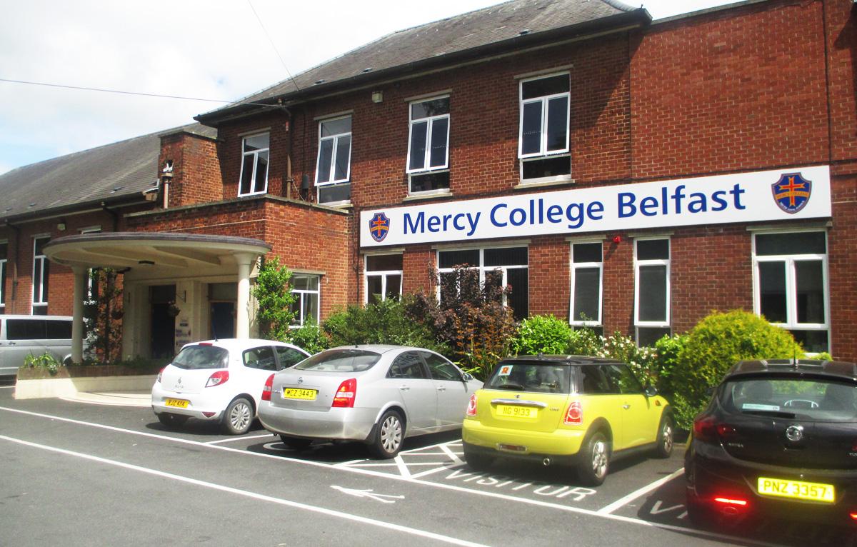 Mercy College Belfast School Building