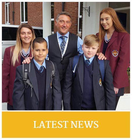 Mercy College Belfast Quick Links4