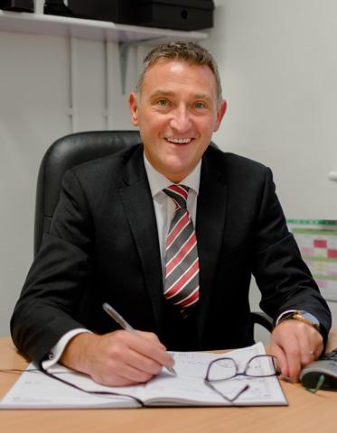 Mr Moreland - Principal of Mercy College Belfast